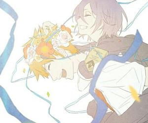 bleach, Ichigo, and rukia image