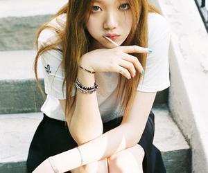 actress, fashion, and kpop image