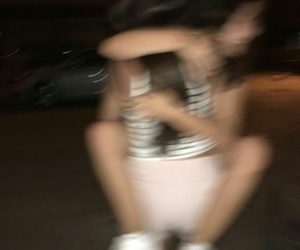 aesthetic, bff, and blurry image