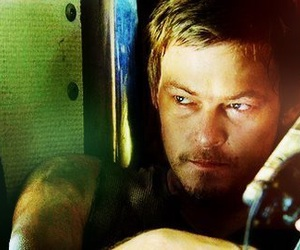 the walking dead, daryl, and norman reedus image