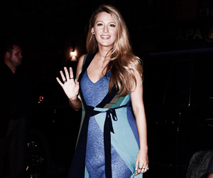 blake lively, blonde, and beautiful image