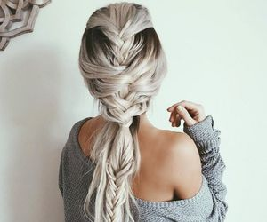 braids, style, and fashion image