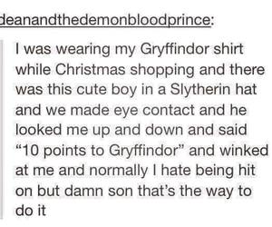 cool, funny, and gryffindor image