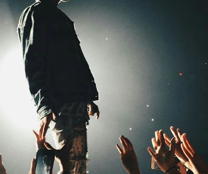 justin bieber, beliebers, and purpose tour image