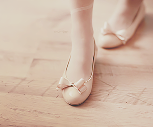 cute, shoes, and pink image