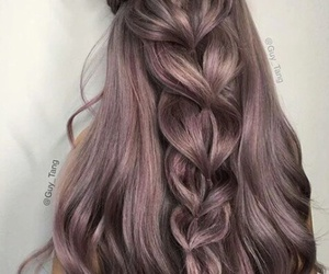 cool and hairstyle image