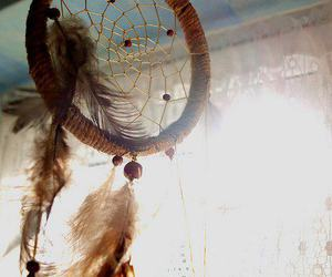 Dream, dreamcatcher, and vintage image