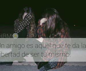 best friends, bff, and frases image