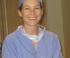 ellen pompeo, shondaland, and grey image
