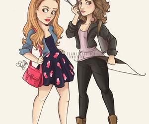 teen wolf, lydia, and lydia martin image