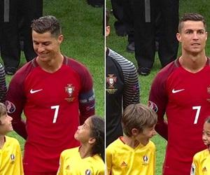 Ronaldo, cr7, and portugal image