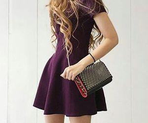fashion, girl, and ootd image