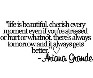 quote, ariana, and ariana grande image