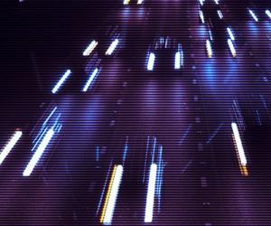 grunge, car, and light image