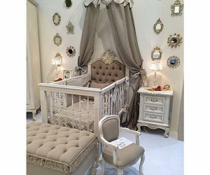 baby, room, and luxury image