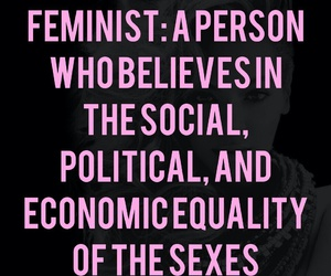 feminism, flawless, and beyoncé image