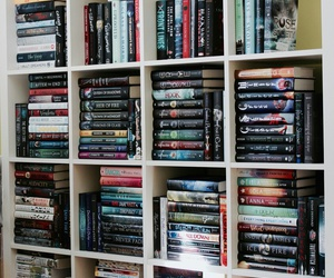 books, reading, and goals image