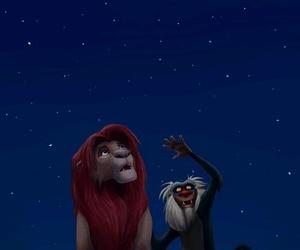 disney, peliculas, and el rey leon image
