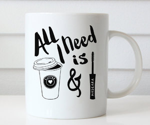 coffee, starbucks, and birthday gifts image