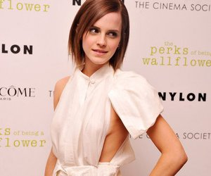 emma watson and dress image