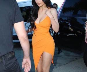 kylie jenner, dress, and king kylie image