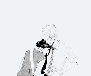 manga, manga girl, and manga boy image