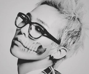 g-dragon, big bang, and kpop image