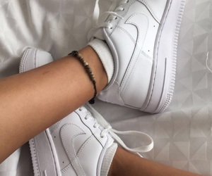 nike, trainers, and white image