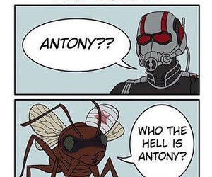 Marvel, ant man, and scott lang image