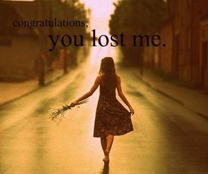 lost, quotes, and me image