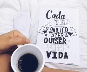 coffe and frases image