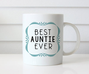 aunt, auntie, and coffee image