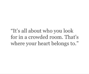 quotes, crush, and heart image
