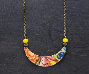etsy, everyday necklace, and handmadejewelry image
