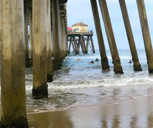 huntington beach, travel, and nah image