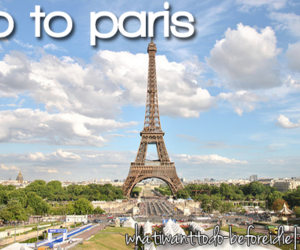 paris and before i die image