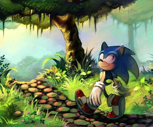 Sonic the hedgehog image