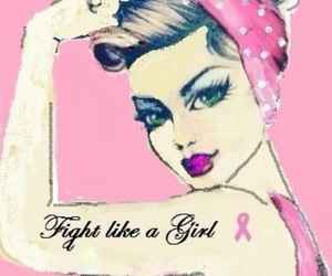 pink, fight, and quotes image