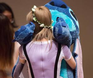 hug, stitch, and twice image