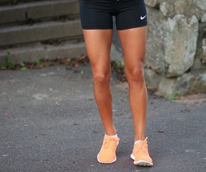 fitness, health, and legs image