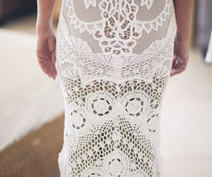 beautiful, lace, and lovely image