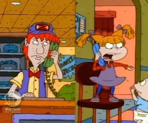 angelica, rugrats, and tommy image