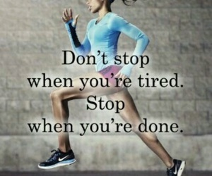 fitness, workout, and motivation image