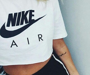 nike, fashion, and nike air image