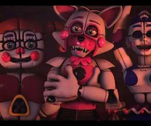 baby, funtime foxy, and ballora image