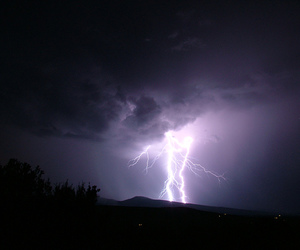 cool, storm, and summer image