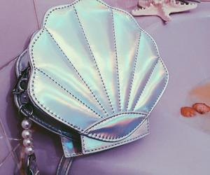 mermaid, fashion, and shell image