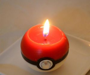 candle and pokemon image