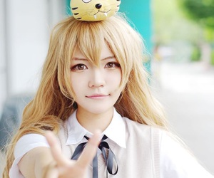 cosplay, anime, and cute image