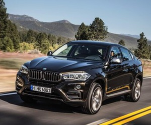 bmw and bmw x6 image